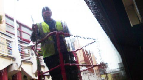 Window water test